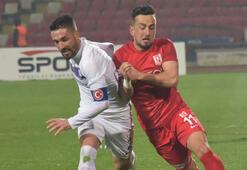 Balıkesirspor Baltok - Afjet Afyonspor: 2-1