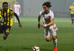 İstanbulspor - Hatayspor: 0-3