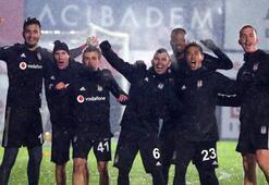 Beşiktaşta Oğuzhan idmana katılmadı