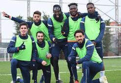Başakşehir, Antalyaspor hazırlanıyor