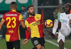 Göztepe - Bursaspor: 0-0