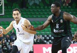 Darüşşafaka Tekfen - Adatıp Sakarya Büyükşehir Belediye Basketbol: 82-57