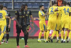 MKE Ankaragücü - Evkur Yeni Malatyaspor: 1-0