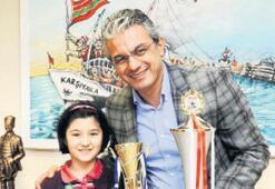 Ödül avcısı Karşıyaka'nın gururu oldu