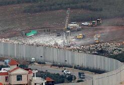 Lübnan sınırında İsrail hareketliliği devam ediyor
