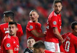 Benficanın Galatasaray kadrosu beli oldu