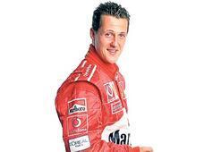 Schumacher'e 50. yaş sergisi