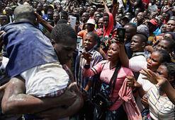 Nijeryada çöken okul binasından 41 kişi kurtarıldı