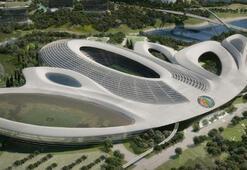 Dünyada tek olacak Kumarhanelerin ortasında stadyum...