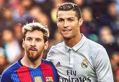 12 yıl sonra Messi-Ronaldosuz El Clasico