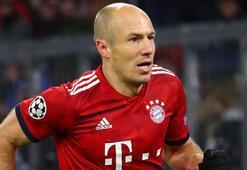 Arjen Robben, sezonun ilk yarısını kapattı