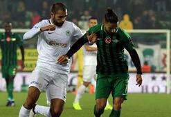 Akhisarspor - Atiker Konyaspor: 0-0