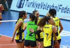Fenerbahçe Opet - Halkbank: 3-0