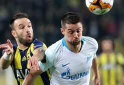 Fenerbahçe-Zenit: 1-0 | İşte maçın özeti...