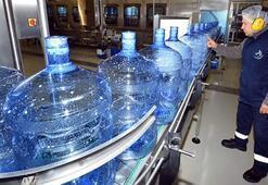 Plastik damacana kullananlar dikkat