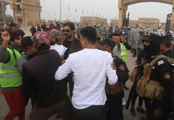 Basradaki sarı yelekliler gösterisinde 1 kişi öldü