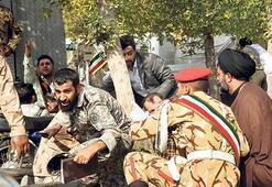 Devrim Muhafızları'na saldırı: En az 25 ölü