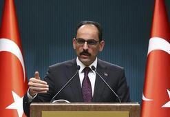 Cumhurbaşkanlığı Sözcüsü İbrahim Kalın: 14 Aralıktaki görüşme tarihiydi