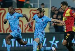 Göztepe - Trabzonspor: 1-3