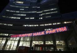 CHPde olağanüstü PM toplantısı yapılmayacak