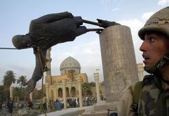 Irak, Ürdünden Saddamın heykelini istiyor