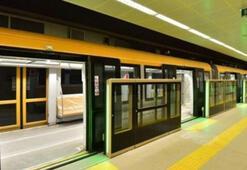 Son dakika: Sürücüsüz metronun ikinci etabı açılıyor