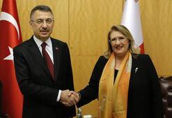 Cumhurbaşkanı Yardımcısı Oktay: Gümrük Birliği Türkiye kadar Malta için de önemli
