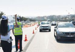 Bir ayda 105 bin  lira 'ALO' cezası