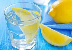 1 ay boyunca limonlu su içerseniz ne olur
