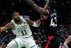 Irvingli Celtics, Leonardlı Raptorsı devirdi