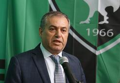 Denizlisporda, başkan Mustafa Üstek kongrede aday olmayacak