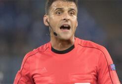 Galatasaray - Benfica maçını Manzano yönetecek