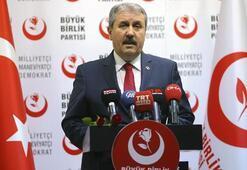 BBP Genel Başkanı Destici: Cumhur İttifakına bağlıyız