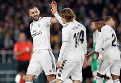 Real Betis - Real Madrid: 1-2