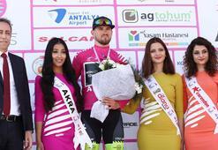 Tour of Antalyanın Kemer etabını Bas Van Der Kooij kazandı