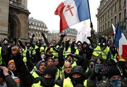 Fransada Sarı Yelekliler hareketinin liderlerinden biri yeniden gözaltında