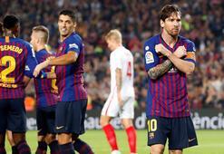 Barcelona - Sevilla: 4-2