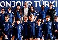 Paris Saint Germain, Türkiyede futbol akademisi açtı