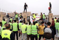 Sarı yelekliler Iraka sıçradı