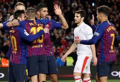 Barcelona - Eibar: 3-0
