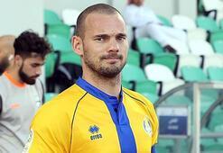 Wesley Sneijder: Galatasaraya geri döneceğim