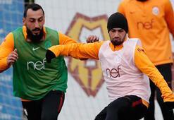 Galatasarayda Bursaspor hazırlığı başladı