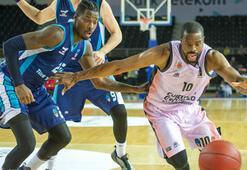 Türk Telekom - Valencia Basket: 67-72