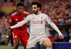 Bayern Münih - Liverpool: 1-3