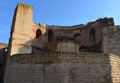 Harran Sarayının görkemi gün yüzüne çıkıyor
