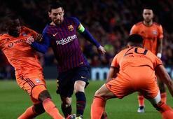 Barcelona - Lyon: 5-1