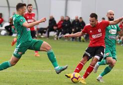 Demir Grup Sivasspor - Sepsi Sf. Gheorghe: 2-1