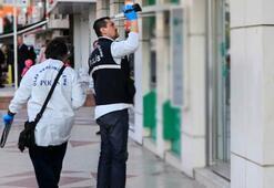 İzmirde banka soygunu