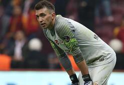 Galatasarayda şok Muslera raporu