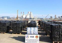 Bakanlık duyurdu 500 bin paket ele geçirildi